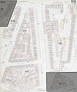 Insurance Plan of London North District Vol. D: sheet 13-2